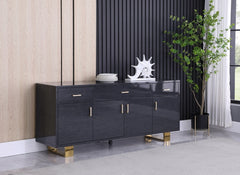 Grey Sideboard/Buffet