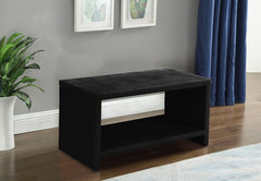 Half Moon Nightstand