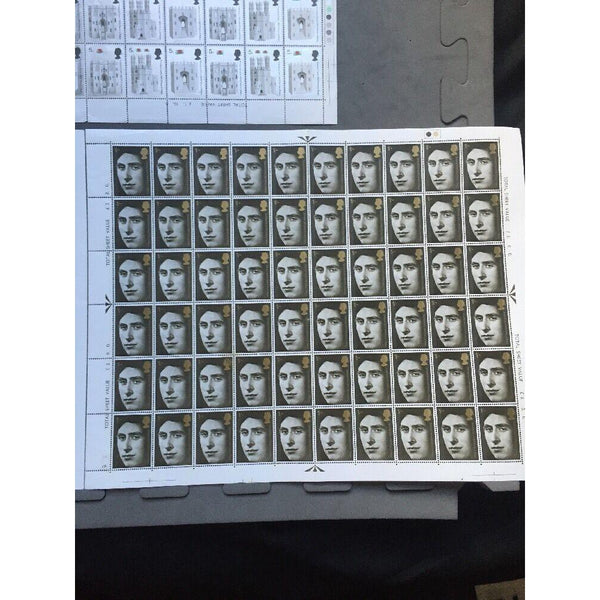 G.B 1969 Prince Of Wales Complete Set Of All 3 Sheets MNH - uk-cover-lover