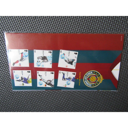 "G.B Presentation Pack ""World Cup Winners"" Pk No.384 06/06/06 - uk-cover-lover"