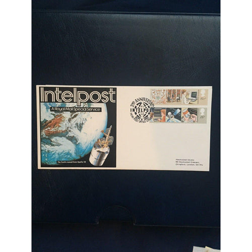 "08/09/82 Information Technology PM ""Intel Head Office, E1"" Hawkwood CAT £15 - uk-cover-lover"
