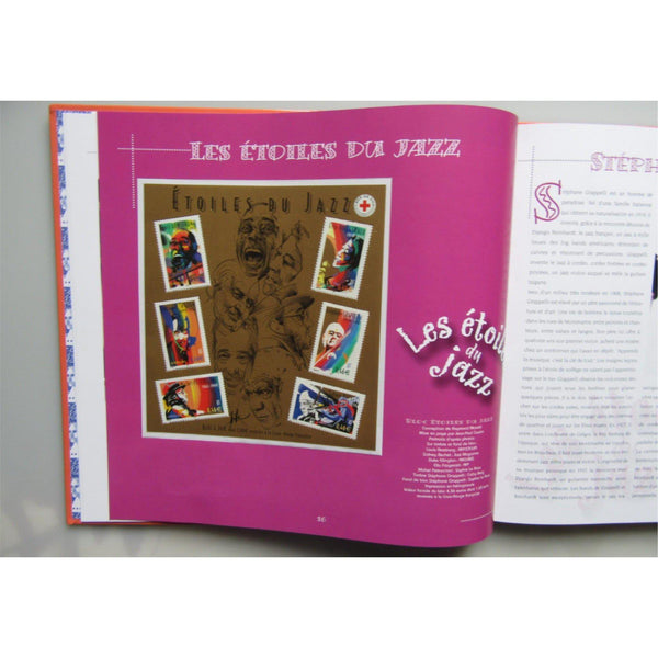 2002 Timbres De France / Yearbook Complete With Slipcase & Stamps - uk-cover-lover