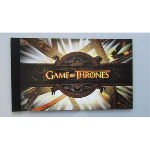 G.B 2018  - Game Of Thrones - DY24 Prestige Stamp Book MNH - uk-cover-lover