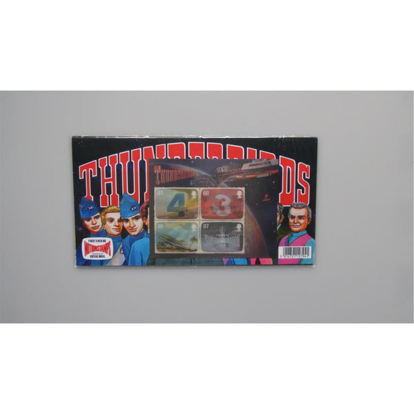 2011 G.B Presentation Pack - The Genius Of Gerry Anderson - Pack 450