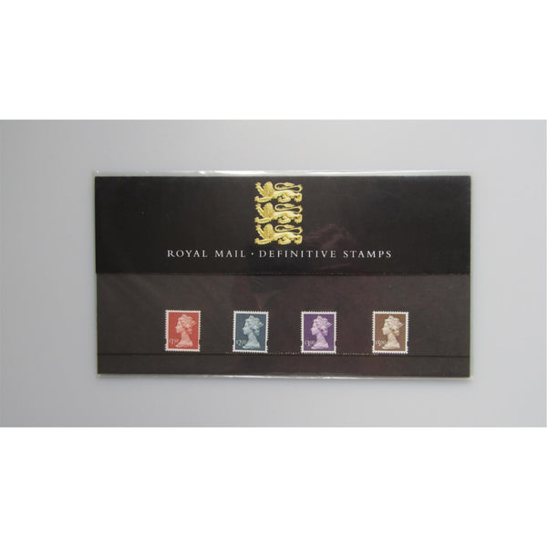 1999 G.B Presentation Pack - Royal Mail Definitive Stamps - Pack 43 (£1.50 - £5)