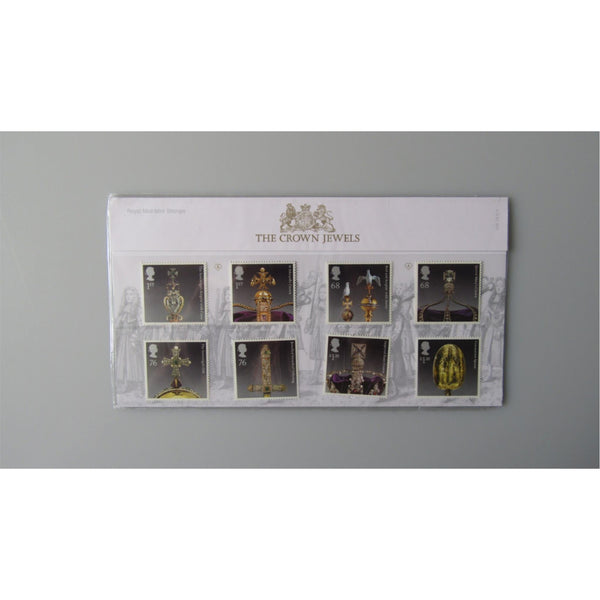2011 G.B Presentation Pack - The Crown Jewels - Pack 459