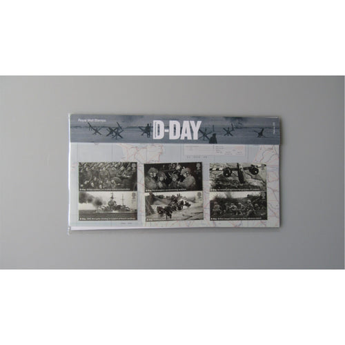 2019 G.B Presentation Pack - 75th Anniversary of D-Day - Pack 572