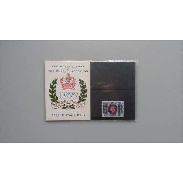 1977 G.B Presentation Pack - The Silver Jubilee of the Queen's Accession
