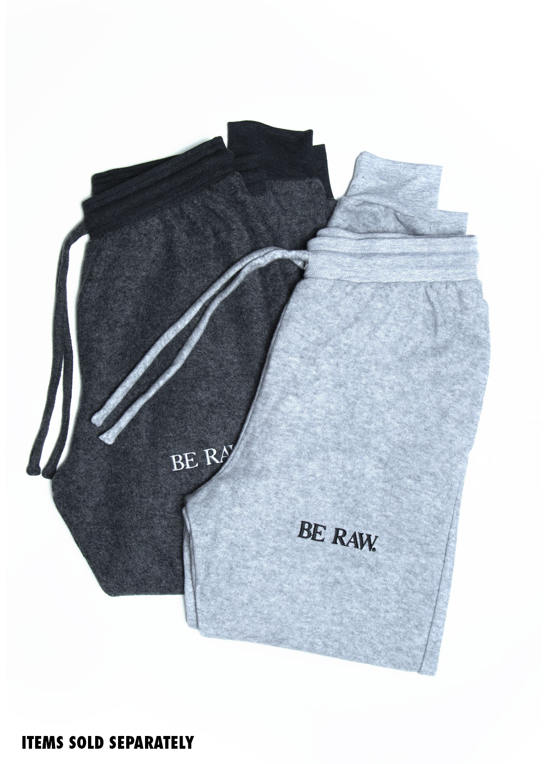 Be Raw - Sueded Fleece - Unisex Jogger (Athletic Heather)