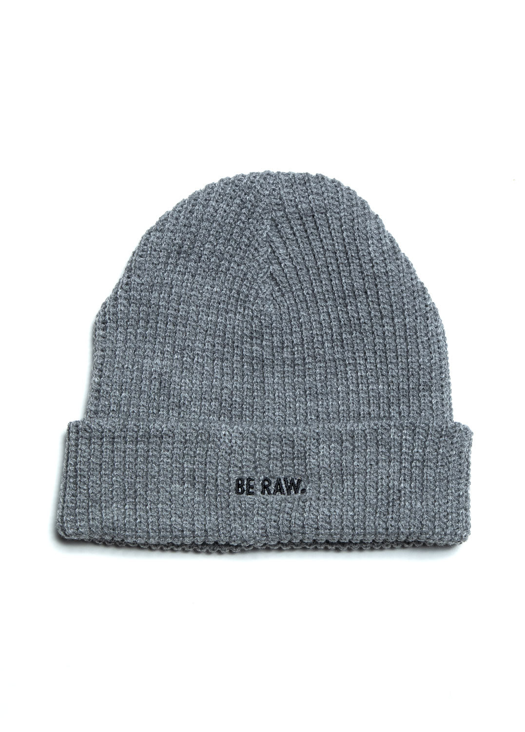 Micro - Be You Be Raw logo - Beanie