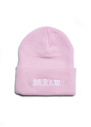 OG - Old English Be Raw logo - Beanie