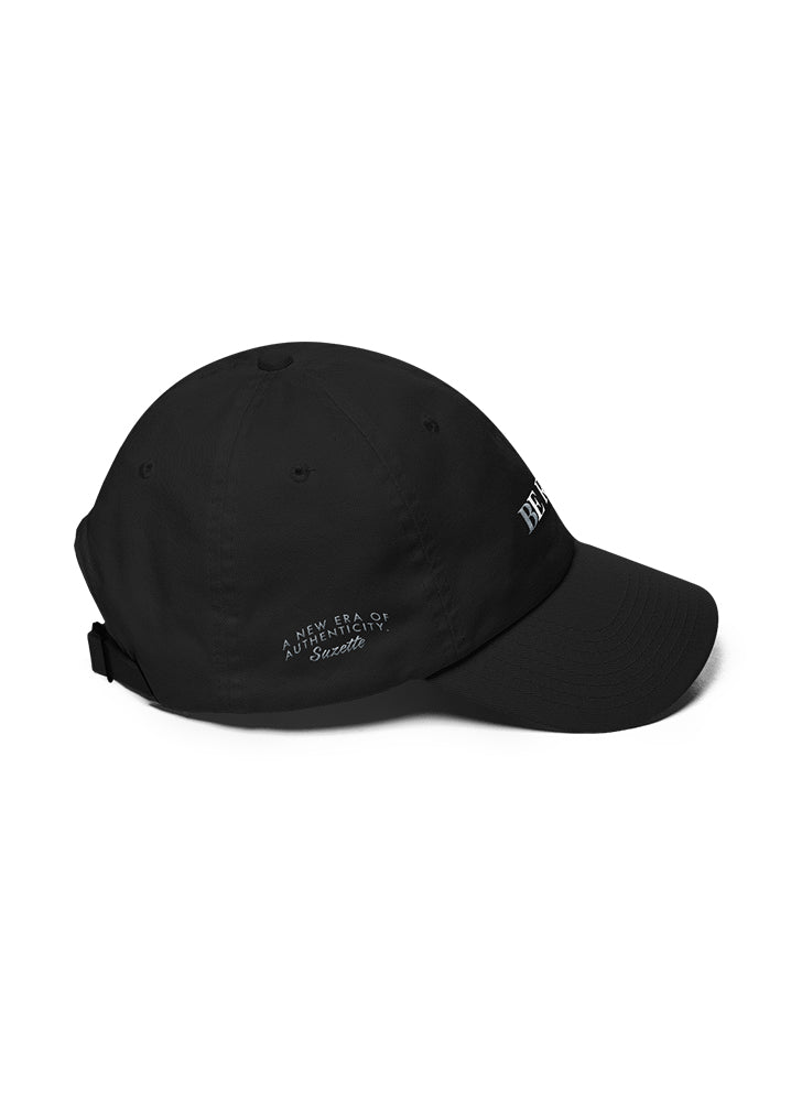 Dad Hat - Be Raw (Signature) Black