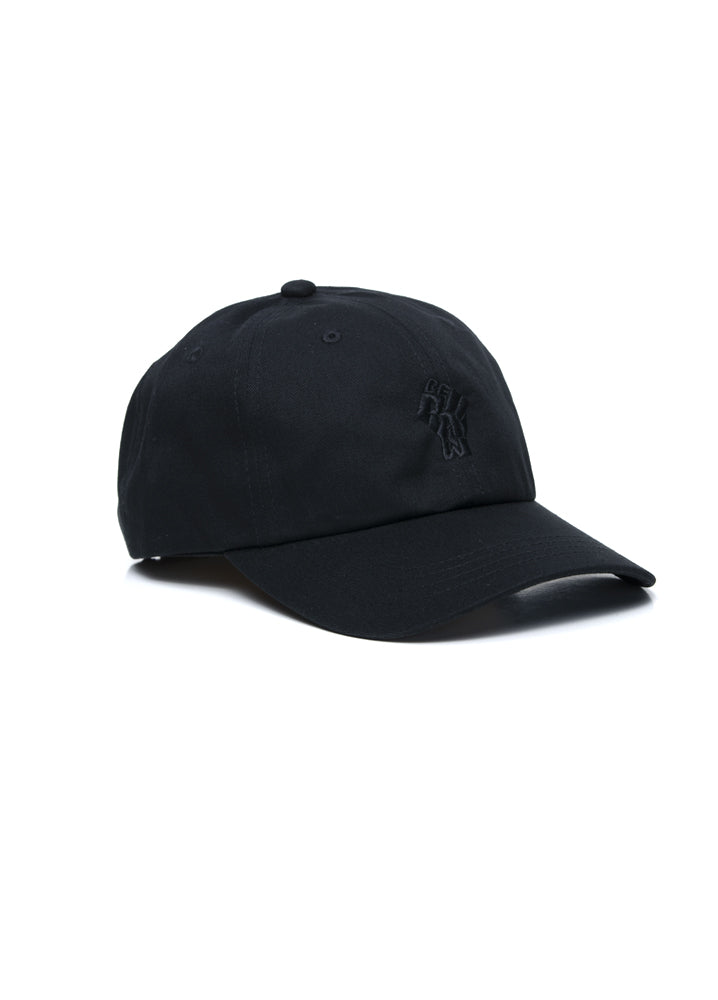 Dad Hat - Be Raw Power Fist - Black