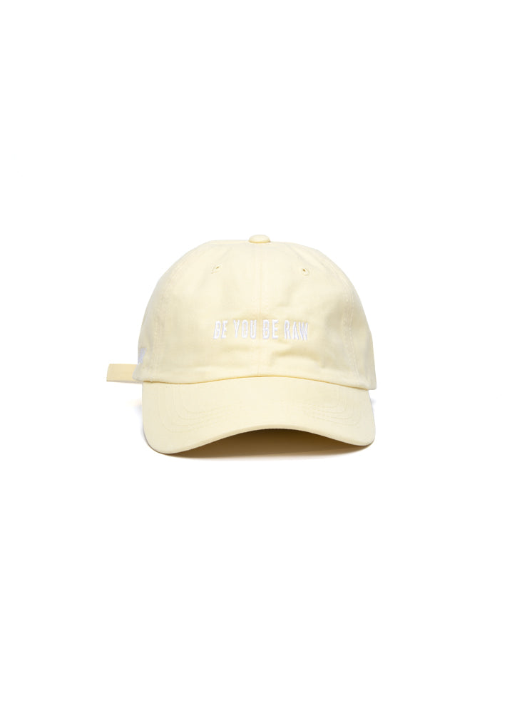 Dad Hat - Be You, Be Raw Canary