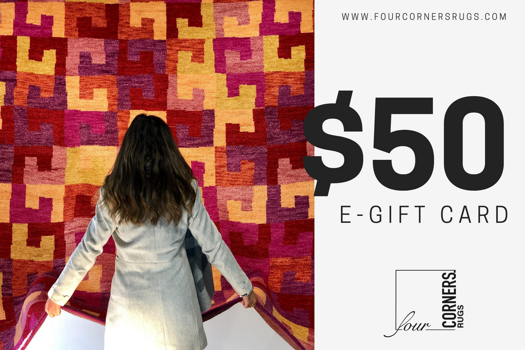 eGift Cards - Four Corners Rugs