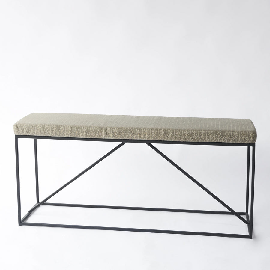 York Bench - Upholstered