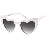Oversized Heart Sunglasses