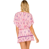 Playa Ruffle Dress