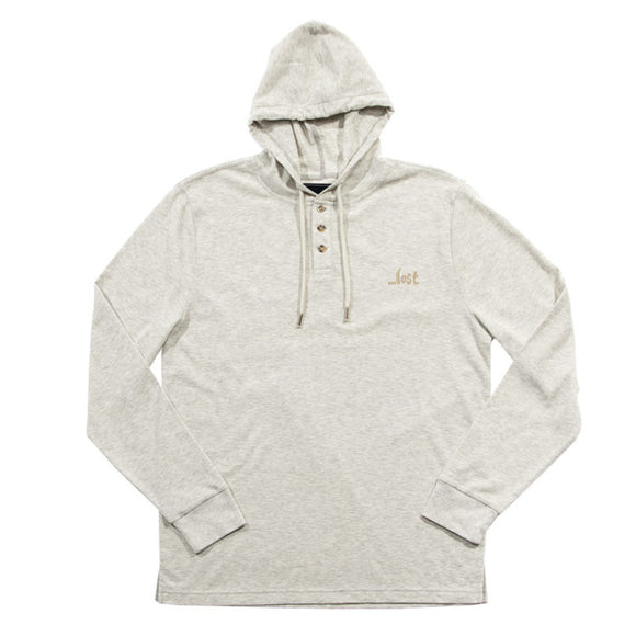 Hood Henley Top
