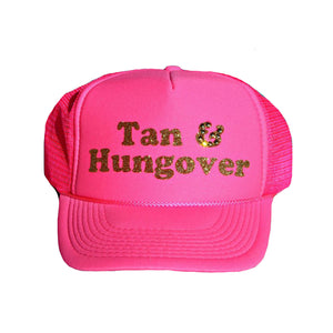 Tan & Hungover Hat