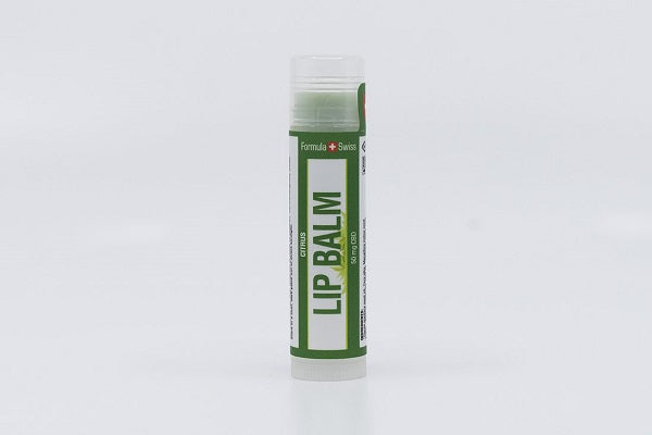 CBD citrusový balzám na rty 50 mg, 5 ml