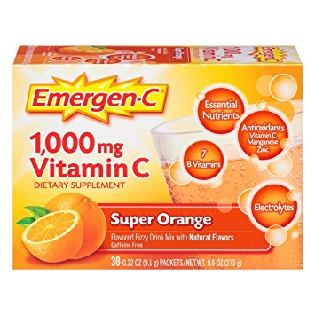 Emergen-C 30 count (assorted flavors)