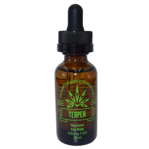 Pet Tincture 500mg