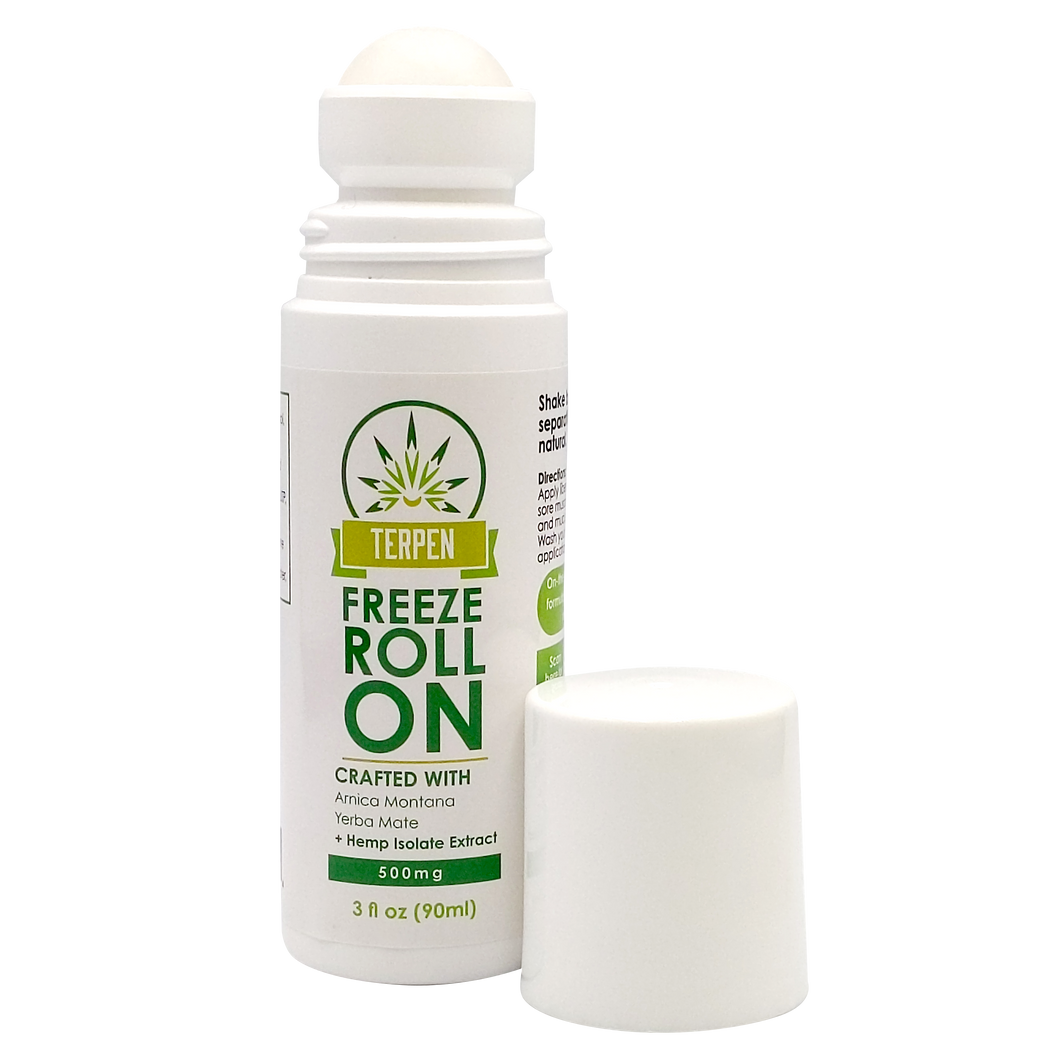 Freeze Roll On 500mg