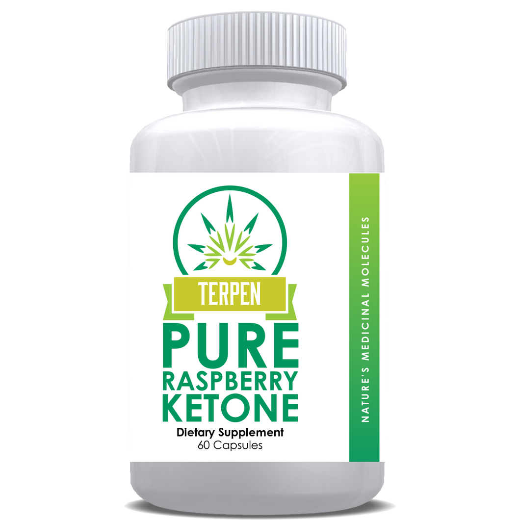 Raspberry Ketone Ultra - 600mg