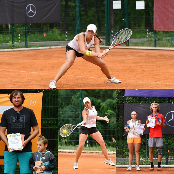 Congratulate tennis Team Mayami in Ukraine with great results