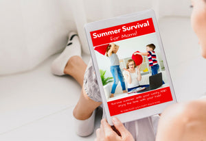 Summer Survival for Moms ebook