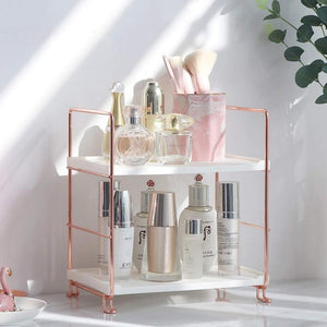 Rose Gold Shelf