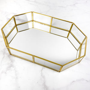 Geometric Vanity Tray - Large