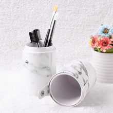 Load image into Gallery viewer, Travel Makeup Brush Holder