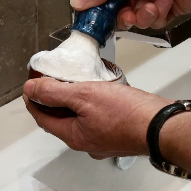 Getting the Perfect Shave Lather