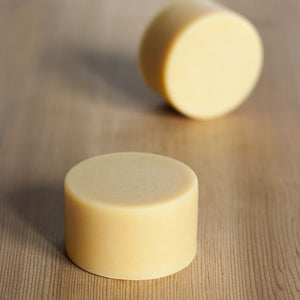 Cedar and Lemongrass shampoo bar from Goap
