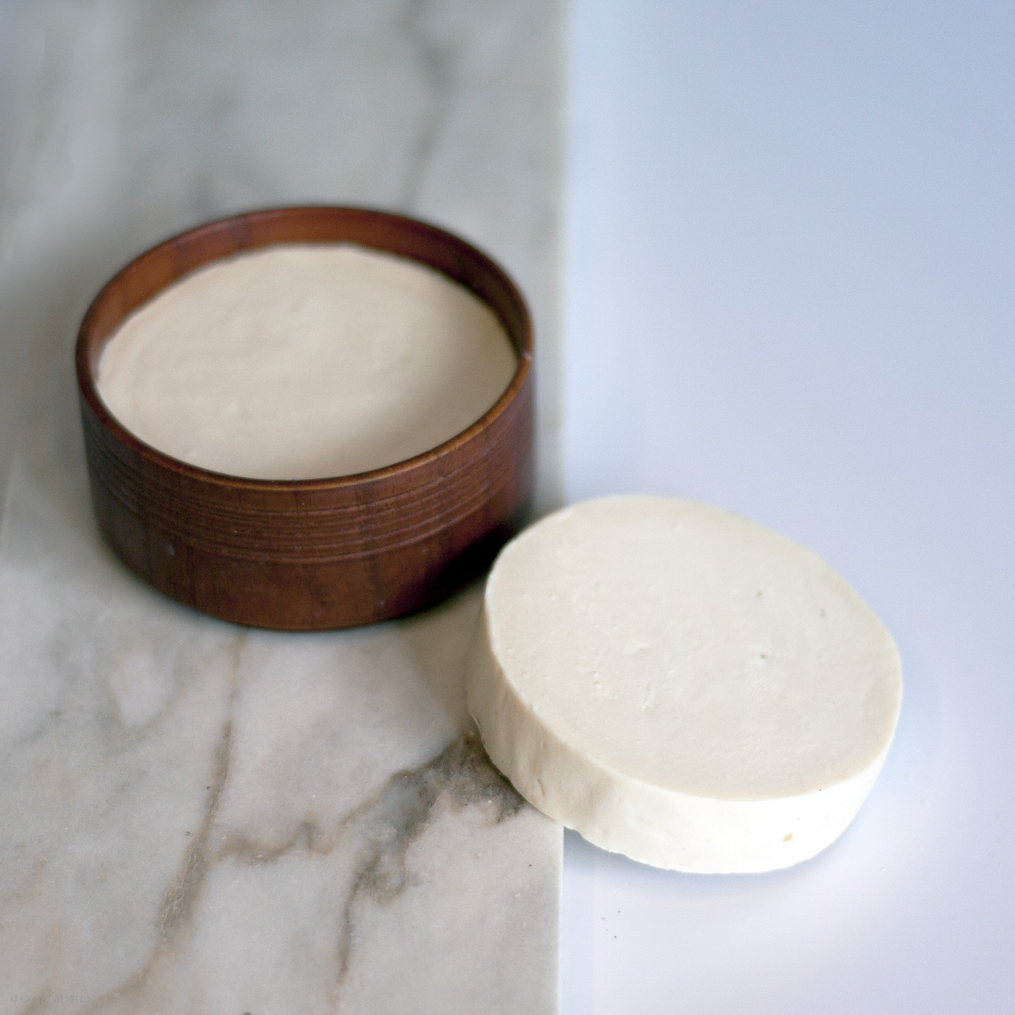Marble Shaving Soap from Goap