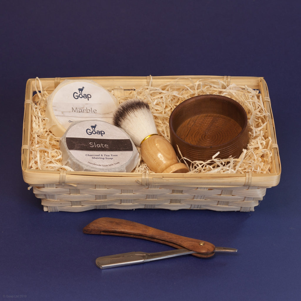 Shaving Gift Set from Goap