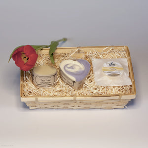 Mini Pamper Gift Set from Goap