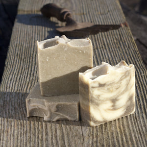 Nitty Gritty soap gardeners bar from Goap