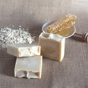 Oatmeal & Honey soap from Goap