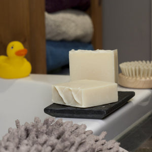 Our Kid plain unscented soap from Goap