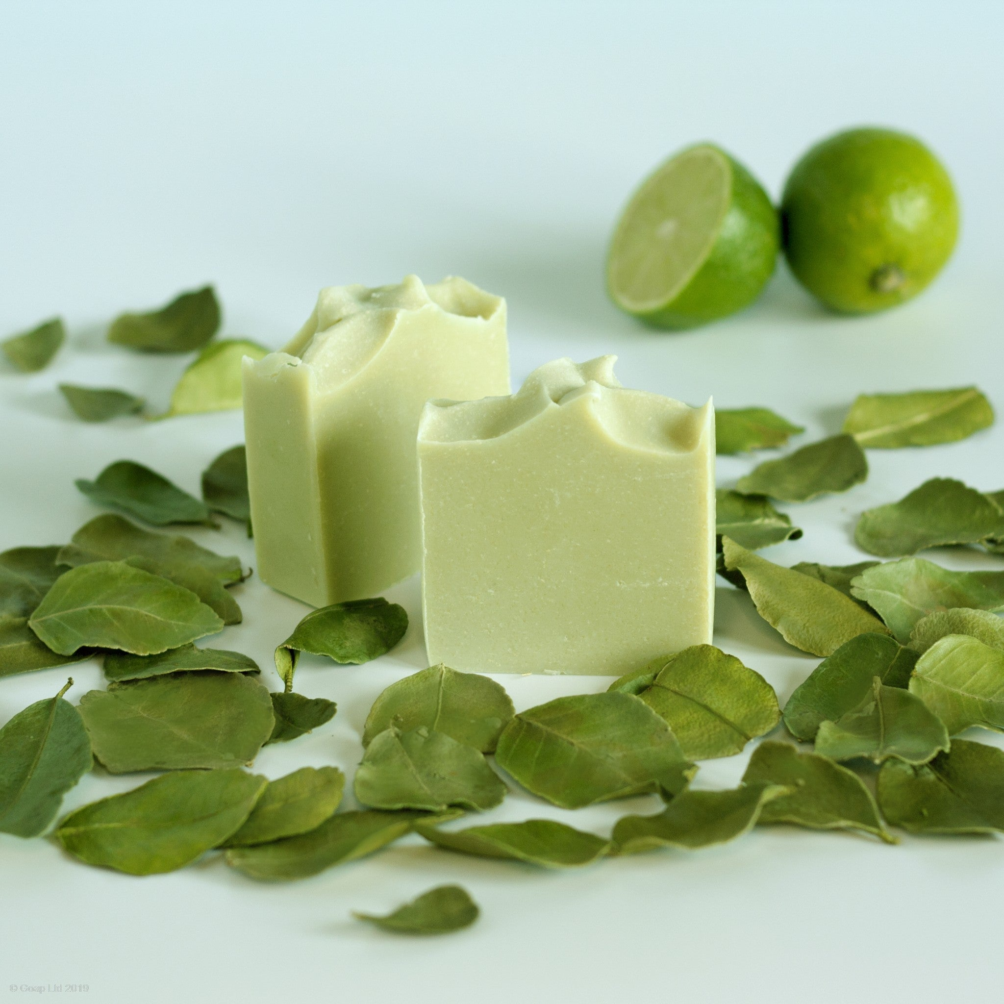 Sublime Lime soap from Goap