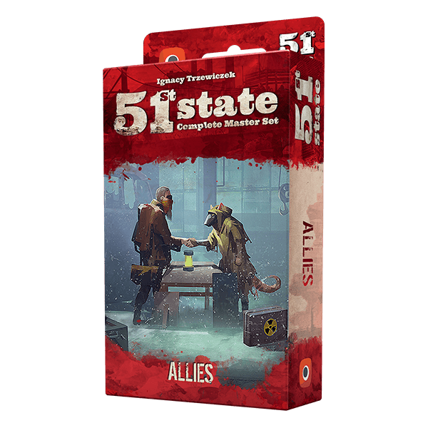 51st State: Allies