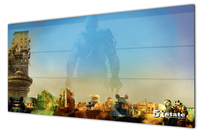 51st State Playmat