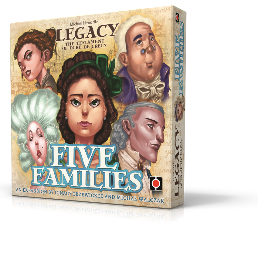 Legacy: Five Families (Liquidation)
