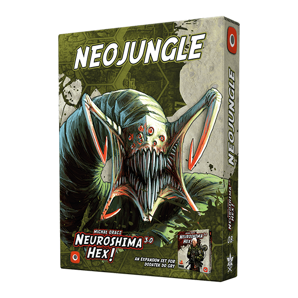 Neuroshima Hex: Neojungle