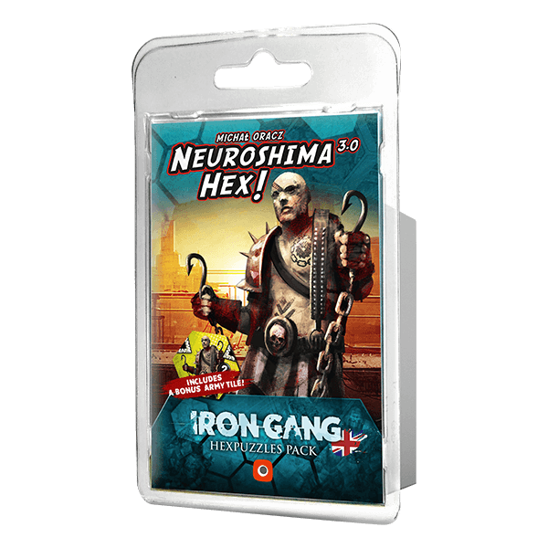 Neuroshima Hex: Iron Gang Puzzle