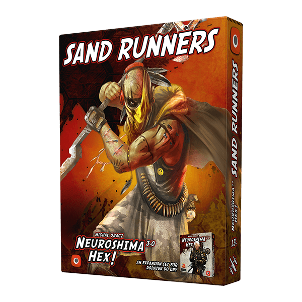 Neuroshima Hex: Sand Runners