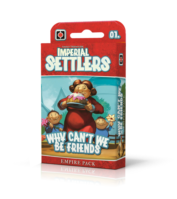 Imperial Settlers: <br>Why Can't We Be Friends